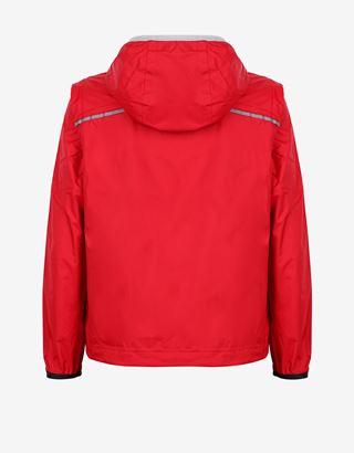 Scuderia Ferrari Online Store - Kids' unisex modular rain jacket - Raincoats