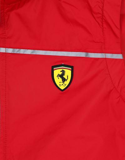 Scuderia Ferrari Online Store - Unisex adjustable rain jacket - Raincoats