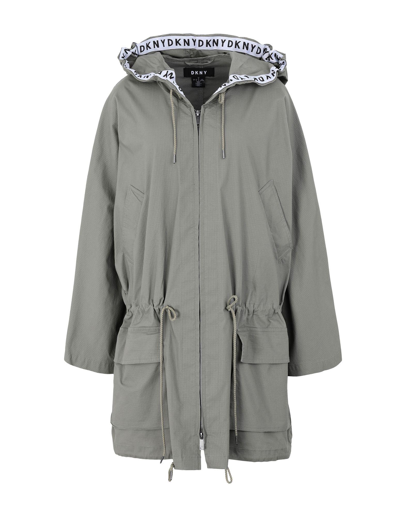 DKNY Легкое пальто пальто dkny