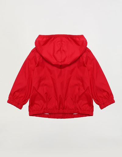 Infant's jacket in water resistant fabric with Ferrari Shield