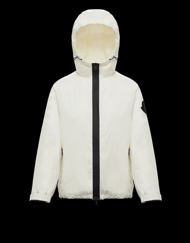 LILAS Ivory Jackets Woman