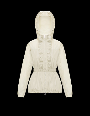 CINABRE Ivory Jackets Woman