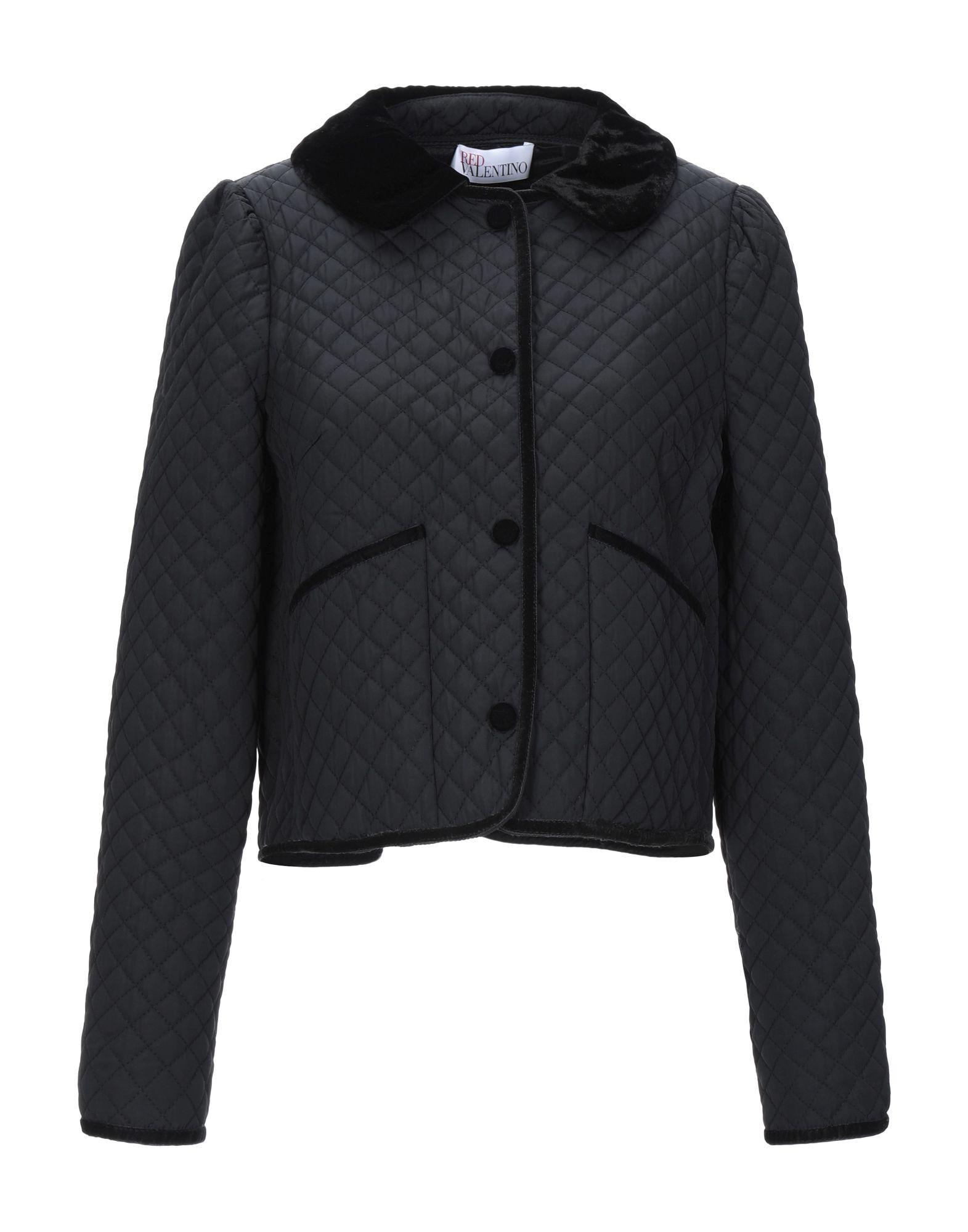 цена REDValentino Куртка онлайн в 2017 году