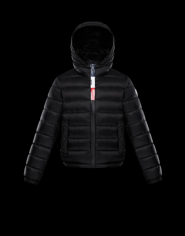 ROOK Black Category Short outerwear Man