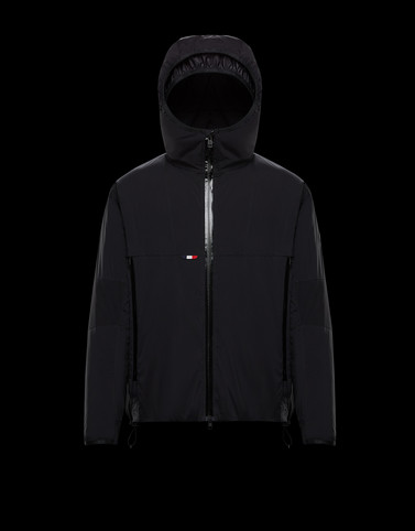 GODLEY Black Category Raincoats Man