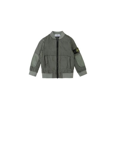 STONE ISLAND BABY 40335 NYLON METAL WATRO RIPSTOP Jacket Man Sage Green USD 283