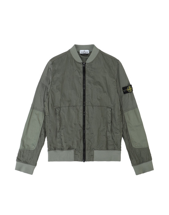 Jacket 40335 NYLON METAL WATRO RIPSTOP STONE ISLAND JUNIOR - 0