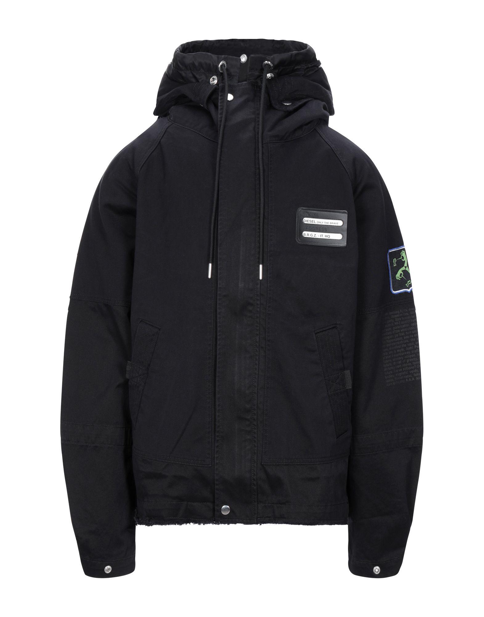 DIESEL Легкое пальто diesel легкое пальто