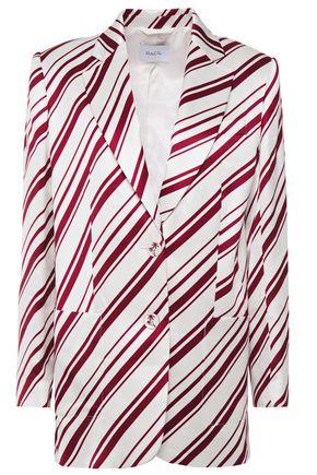 RACIL Alfie striped twill blazer