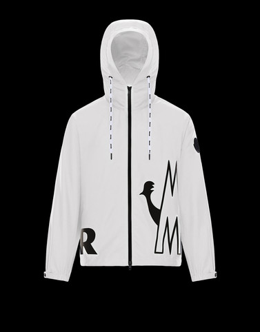 MYTHOS White Category Windbreakers Man