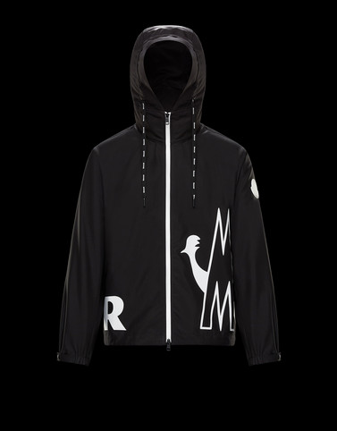 MYTHOS Black Category Windbreakers