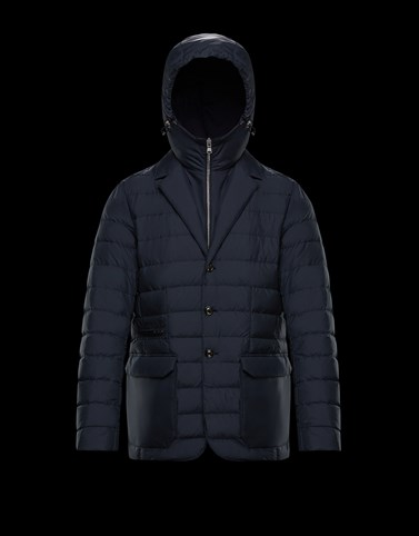 VALLOT Dark blue View all Outerwear Man