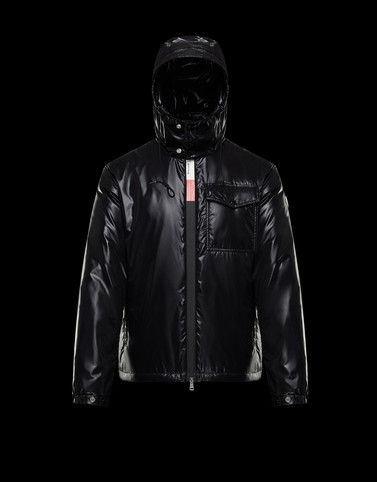ARGENS Black View all Outerwear Man