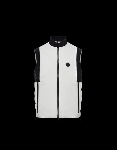 CHABOD White Category Waistcoats Man