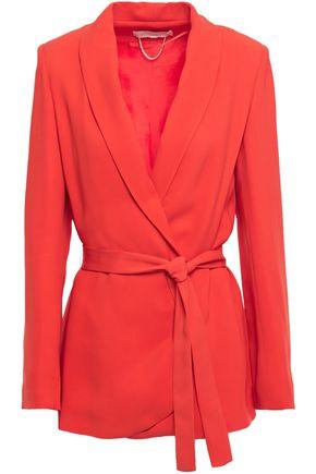 VANESSA BRUNO Belted crepe jacket