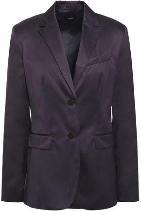 THEORY Cotton-sateen blazer