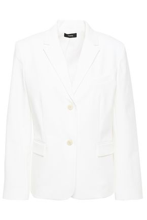 THEORY Stretch-cotton blazer