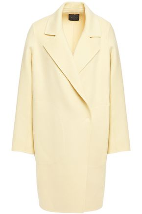 THEORY Boy wool and cashmere-blend coat