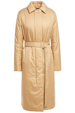 THEORY Belted shell coat