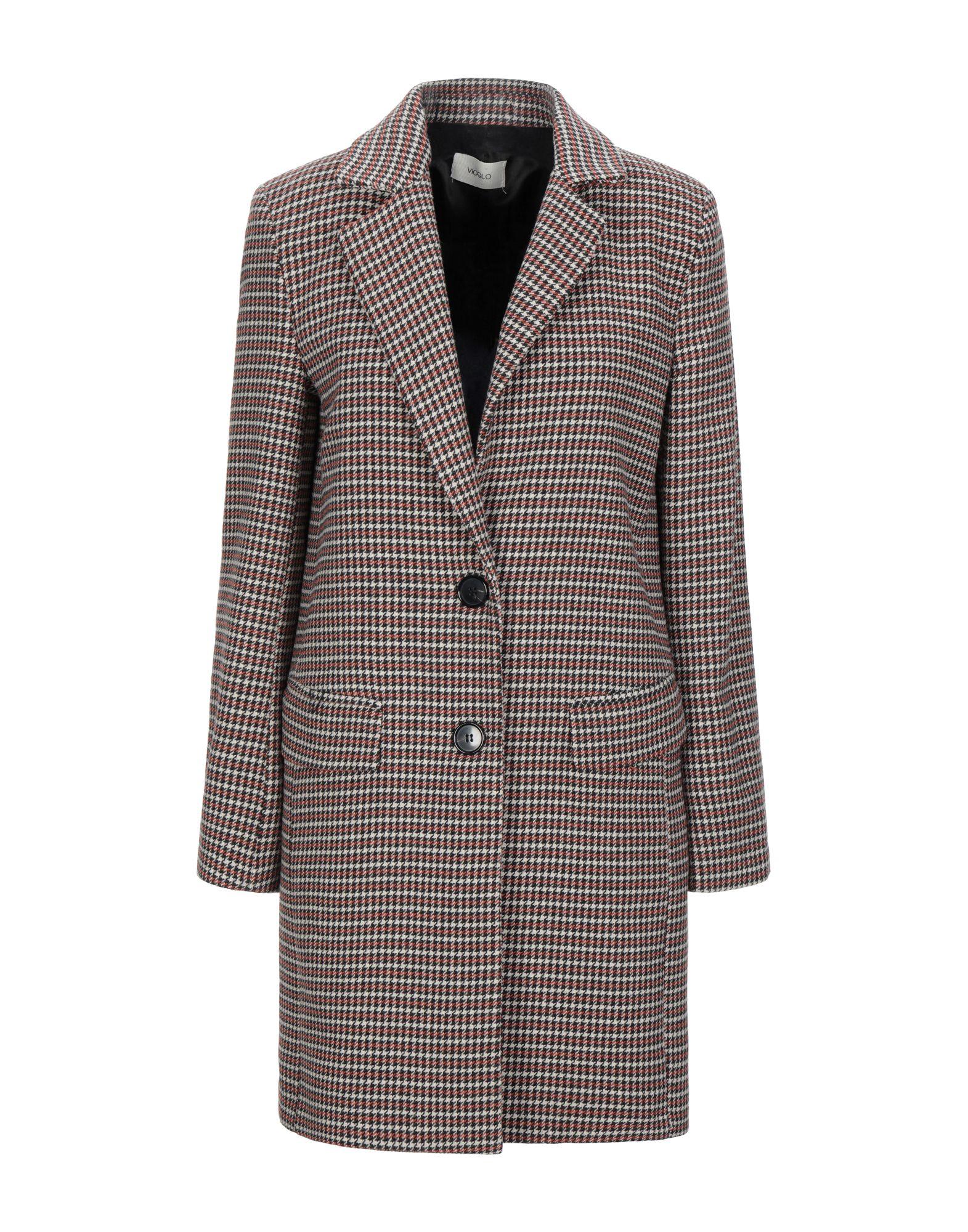 VICOLO Пальто vicolo легкое пальто