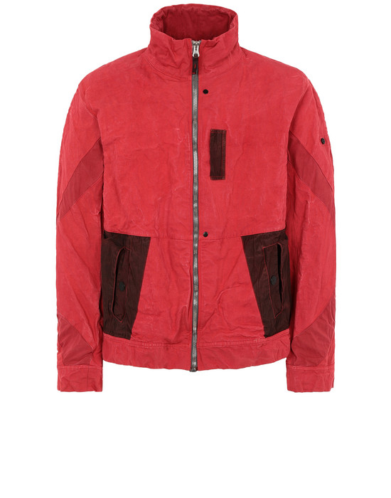 STONE ISLAND SHADOW PROJECT 40403 ARTICULATED JACKET Jacke Herr Rot
