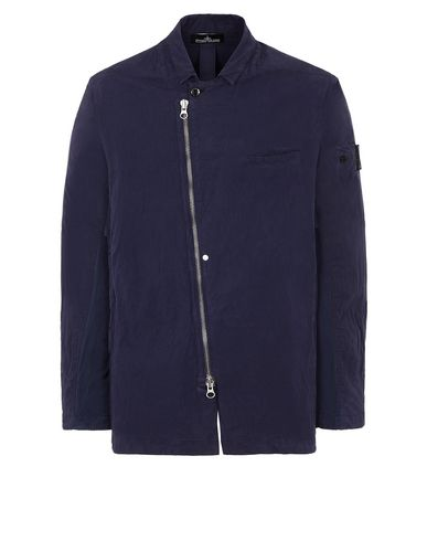 STONE ISLAND SHADOW PROJECT A0102 BLAZER Blazer Man Blue EUR 729