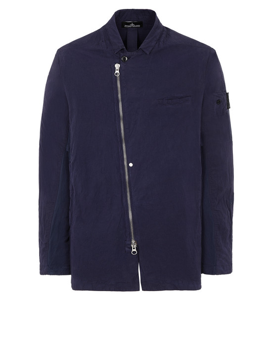 STONE ISLAND SHADOW PROJECT A0102 BLAZER Blazer Man Blue
