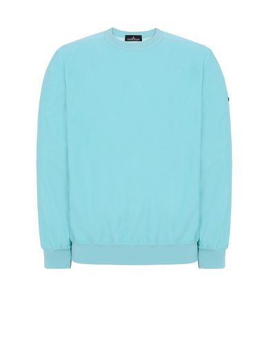 STONE ISLAND SHADOW PROJECT 40904 PACKABLE CREWNECK Jacket Man Aqua EUR 420