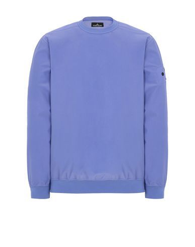 STONE ISLAND SHADOW PROJECT 40904 PACKABLE CREWNECK Jacket Man Lavender EUR 294