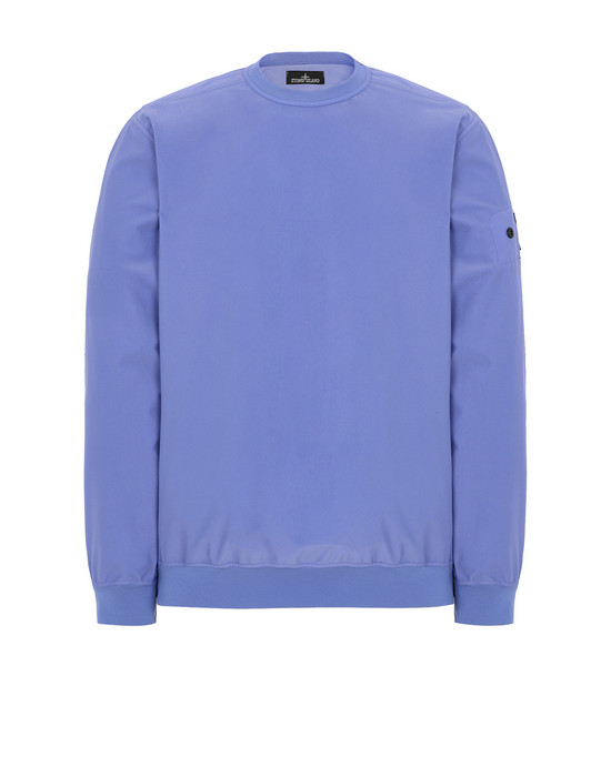 STONE ISLAND SHADOW PROJECT 40904 PACKABLE CREWNECK Jacket Man Lavender