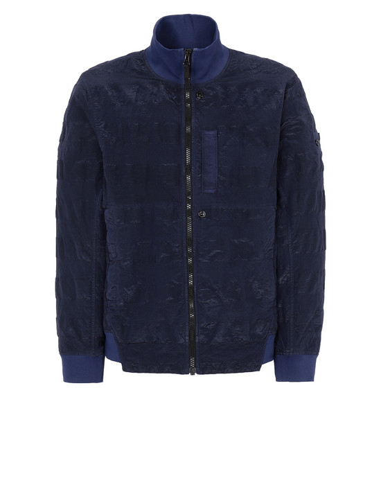 STONE ISLAND SHADOW PROJECT 40701 TRACK JACKET Jacket Man Blue