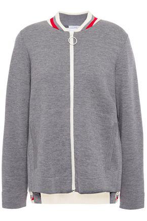 AKRIS Wool-blend cardigan