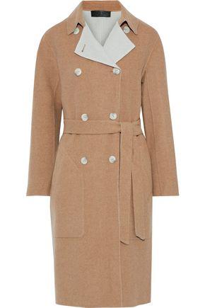 RAG & BONE Rach reversible double-breasted wool-blend coat