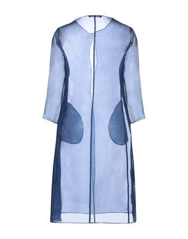 Фото 2 - Легкое пальто от BOTONDI MILANO грифельно-синего цвета