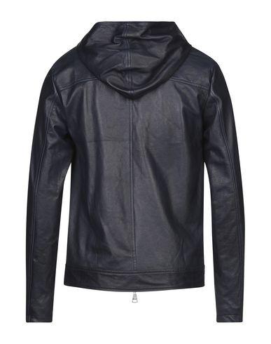 Фото 2 - Мужскую куртку GIORGIO BRATO темно-синего цвета