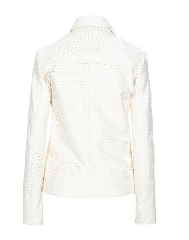 Фото 2 - Женскую куртку GIORGIO BRATO белого цвета