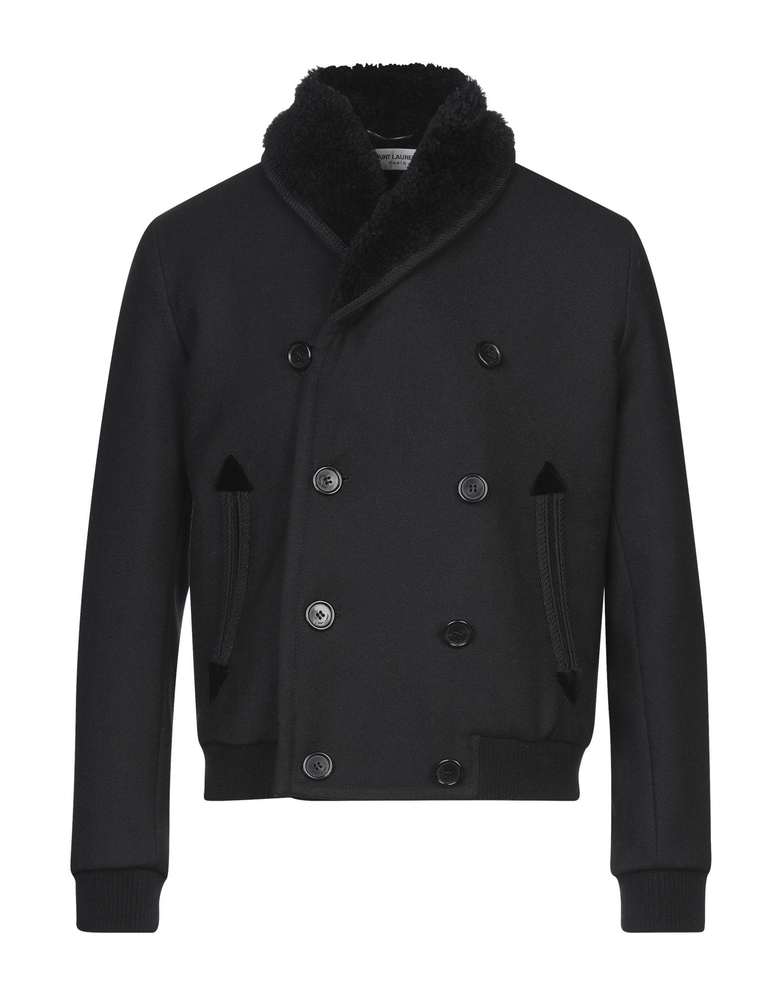 SAINT LAURENT Пальто