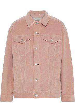 RAG & BONE Max cotton-blend corduroy jacket