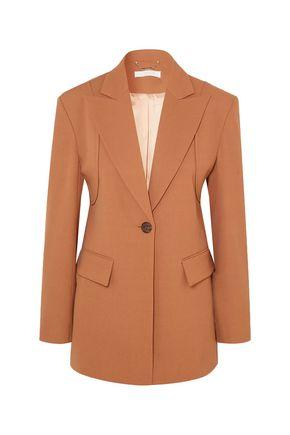 CHLOÉ Wool-blend twill blazer