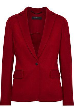 RAG & BONE Lexington wool-felt blazer