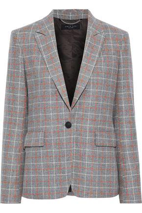 RAG & BONE Rylie checked wool-blend blazer