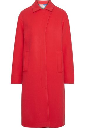 EMILIO PUCCI Wool and cashmere-blend coat
