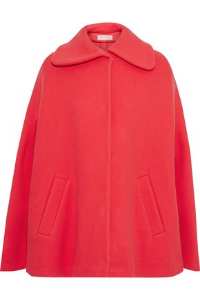 EMILIO PUCCI Wool and cashmere-blend felt cape