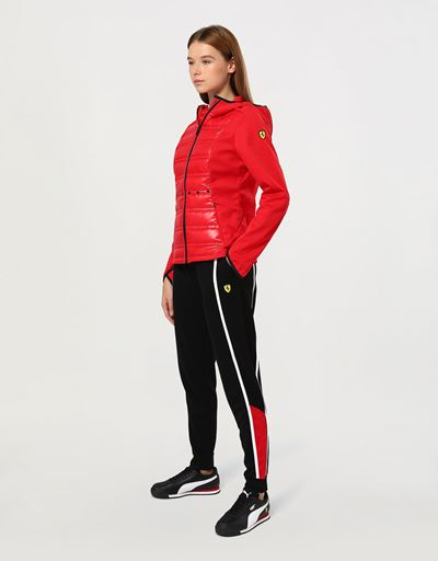 Women's jacket in Softshell with Thermo Tech