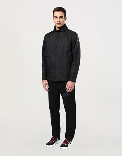 Men's pack-away Rain Jacket