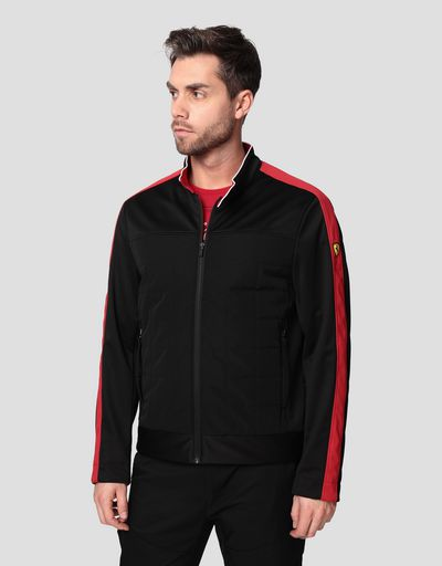 Men's Driver Jacket in Softshell with H-Free System