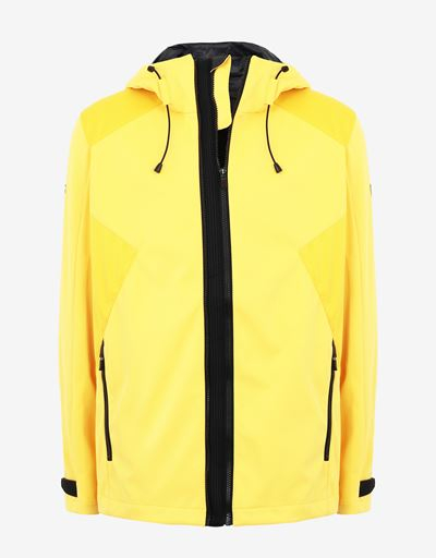 Men's Softshell jacket with Fit System