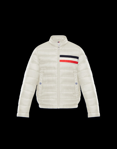 YERES Ivory Category Bomber Jacket Man