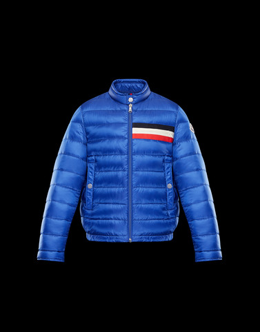 YERES Blue Category Bomber Jacket