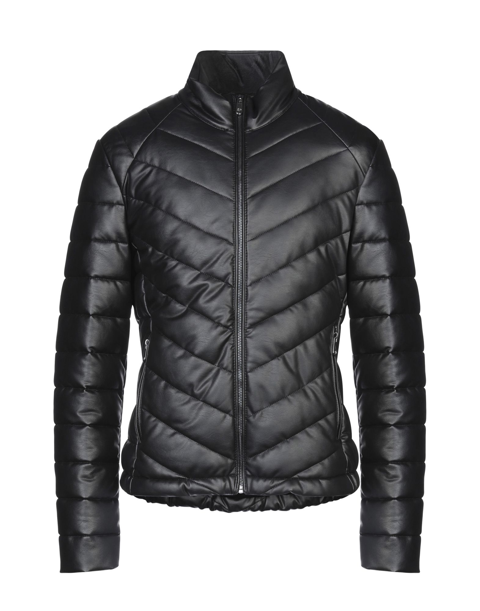TRUSSARDI JEANS Synthetic Down Jackets - Item 41947255